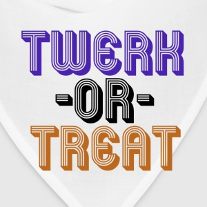 TWERK or treat - Bandana