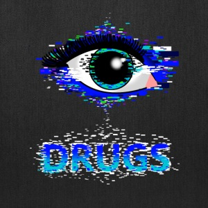 drugs pixel - Tote Bag