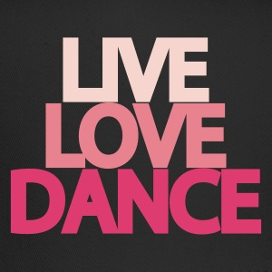 Live Love Dance Youth Hoodie - Trucker Cap