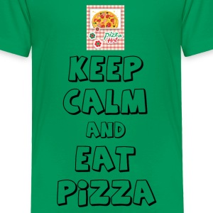 Pizza Kids' Shirts - Toddler Premium T-Shirt