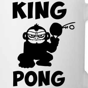 king pong T-Shirts - Coffee/Tea Mug