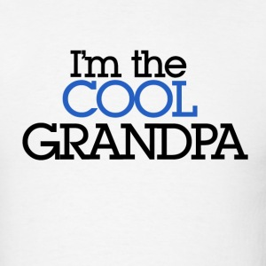 Cool Grandpa - Men's T-Shirt