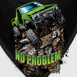 Toyota Rock Crawler Green Kids' Shirts - Bandana