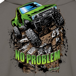 Toyota Rock Crawler Green T-Shirts - Men's Hoodie