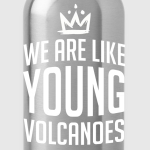 Young Volcanoes - Water Bottle