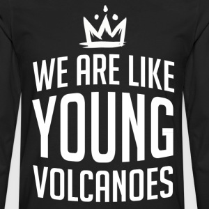 Young Volcanoes - Men's Premium Long Sleeve T-Shirt