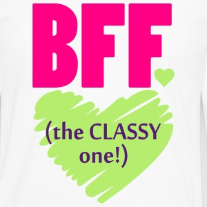 BFF The Classy One Women's T-Shirts - Men's Premium Long Sleeve T-Shirt