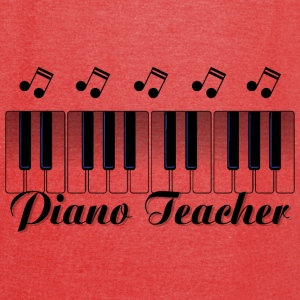 Piano Teacher Bags & backpacks - Vintage Sport T-Shirt