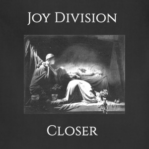 Joy DIvision Closer - Adjustable Apron