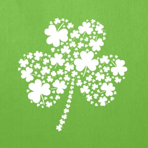 St Patrick's Day Irish Shamrock Clover T-Shirts - Tote Bag