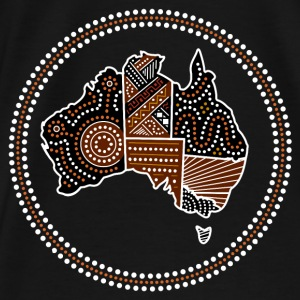 australia Bags & backpacks - Men's Premium T-Shirt