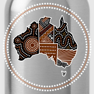 australia Kids' Shirts - Water Bottle