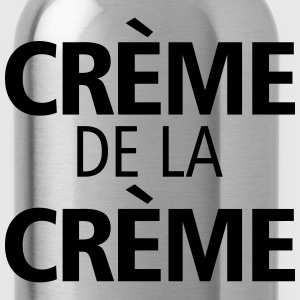 Creme De La Creme - Water Bottle