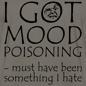 Mood Poisoning - Men's Premium Long Sleeve T-Shirt