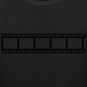 Blank Film Strip - Men's Premium Tank