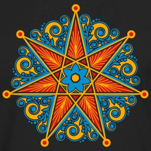Elven Star, Perfection & Protection, Fairy, Magic  Women's T-Shirts - Men's Premium Long Sleeve T-Shirt
