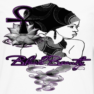 Black Purple Beauty - Men's Premium Long Sleeve T-Shirt