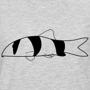 Clown Loach - Men's Premium Long Sleeve T-Shirt