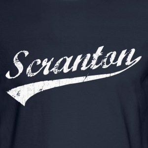 I Love Scranton Pennsylvania T-Shirts - Men's Long Sleeve T-Shirt