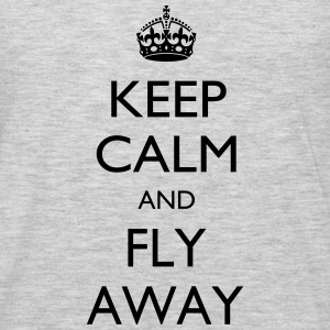Fly Away - Men's Premium Long Sleeve T-Shirt