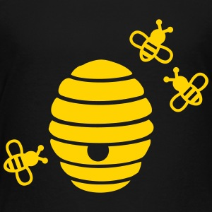 Bees Kids' Shirts - Toddler Premium T-Shirt
