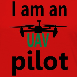 Drone pilot T-Shirts - Women's Premium Long Sleeve T-Shirt