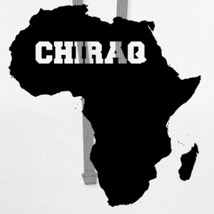 Chiraq Africa T-Shirts - Contrast Hoodie