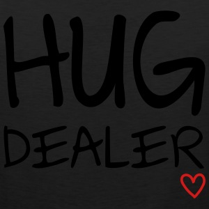 Hug Dealer T-Shirts - Men's Premium Tank