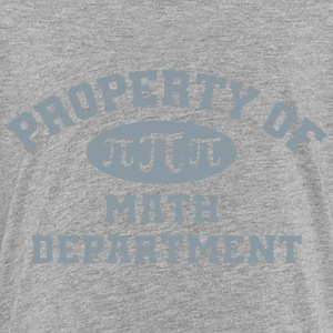 Property Of Math Department - Toddler Premium T-Shirt