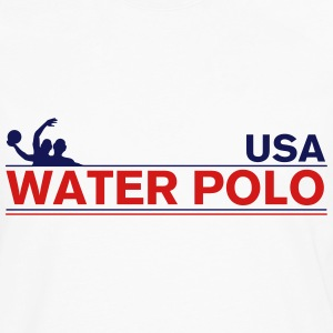 Water Polo T-Shirts - Men's Premium Long Sleeve T-Shirt
