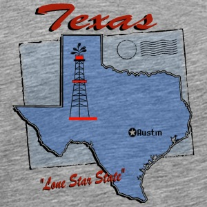 Texas Sweatshirts - Men's Premium T-Shirt