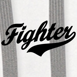 fighter Bottles & Mugs - Contrast Hoodie