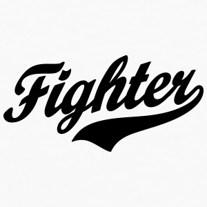 fighter Bottles & Mugs - Men's Premium Long Sleeve T-Shirt