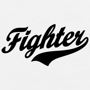 fighter Bottles & Mugs - Men's Premium Tank