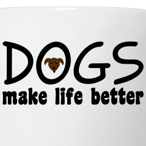 Dogs Women's T-Shirts - Coffee/Tea Mug