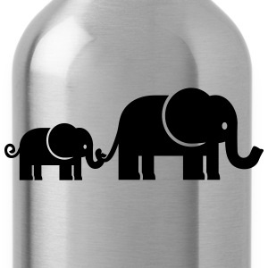 Elephant Kids' Shirts - Water Bottle