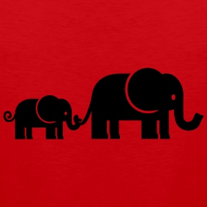 Elephant Kids' Shirts - Men's Premium Tank