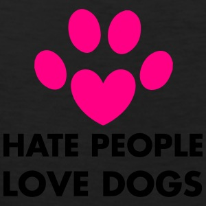 Love Dogs Women's T-Shirts - Men's Premium Tank