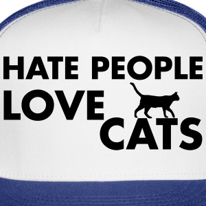 Cat Lover T-Shirts - Trucker Cap