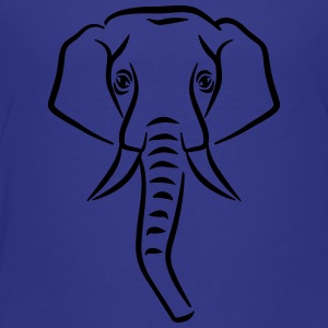 Elephant Kids' Shirts - Toddler Premium T-Shirt