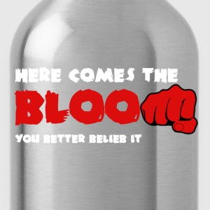 Here Comes the Bloom T-Shirts - Water Bottle