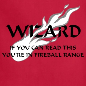 Wizard - Fireball Range - Adjustable Apron