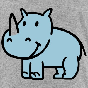 Rhino Kids' Shirts - Toddler Premium T-Shirt