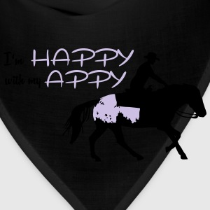 Happy Appy  Women's T-Shirts - Bandana