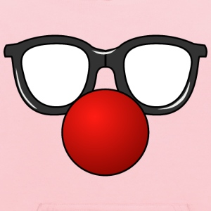 Clown Nose with Glasses - Kids' Hoodie