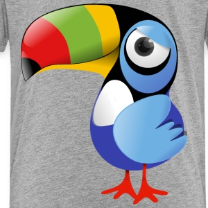 Toucan from Rio - Toddler Premium T-Shirt