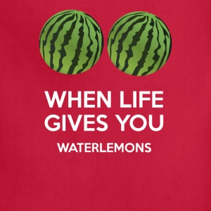 When life gives you watermelons - Adjustable Apron