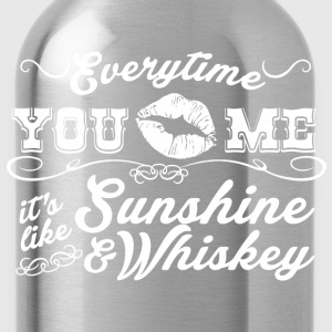 Sunshine And Whiskey - Water Bottle