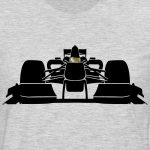 Formula 1 front car Shirt - Men's Premium Long Sleeve T-Shirt