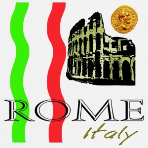Rome Bottles & Mugs - Men's Premium T-Shirt